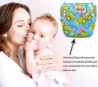Трусики подгузники для бассейна для малышей от 0 до 2 лет