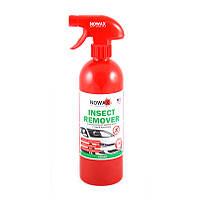 Очиститель от насекомых стекла и кузова Nowax Insect Remover 750 мл