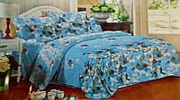 Комплект постельного белья от украинского производителя Polycotton Двуспальный T-90913, фото 1