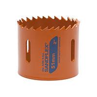 Пила кольцевая 52 мм BI-METAL (дерево, пластики, цветные и черные металлы) BAHCO