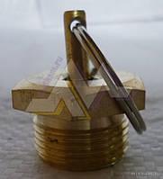 Кран слива конденсата ( бронза )