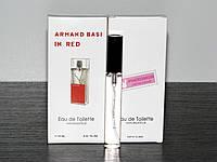 "Armand ""Basi in Red"" Туалетная вода спрей 10ml"
