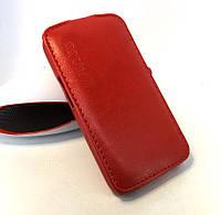 Чехол для Samsung g313 galaxy Ace 4 книжка противоударный Brum  кожа
