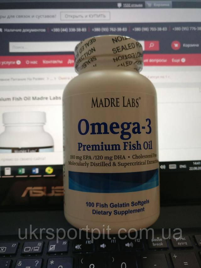Madre Labs Omega 3
