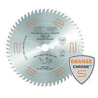 Пила дисковая 250 x 30 мм, Z 48 покрытие Chrome, двусторонне ламинированных плит CMT