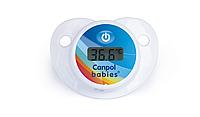 Пустышка-термометр цифровой, Canpol babies