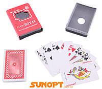 Игральные карты (пластиковые) (54) №2395-2/25-1