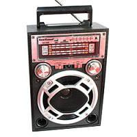 Активная акустика с микрофоном Kanon радиоприемник KN-75UR
