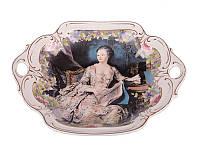 Блюдо овальноеHelen Decor Royal Collection Маркиза 23см 127-584