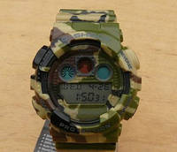 Мужские наручные часы Касио Шок, Casio G-Shock, Касио Джи-Шок