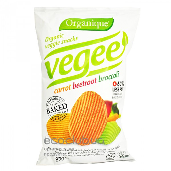 Картофельные снеки Vegee 85г