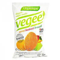 Картофельные снеки органические Vegee McLLOYD`S 85г