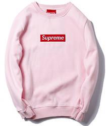 Свитшот Supreme Pink (ориг.бирка)