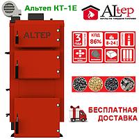 Твердотопливный котел длительного горения Altep КТ-1Е 24 кВт, фото 1