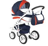 Детская коляска универсальная 2 в 1 Adamex Barletta New B-10 (Адамекс Барлетта Нью, Польша)
