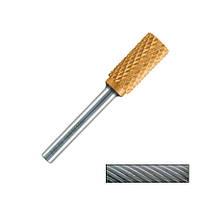 Борфреза (шарошка) цилиндрическая 2,0 х 10,0 х 38,0 мм хвостовик 3 мм; VORM A; насечка 4 сталь MAYKESTAG