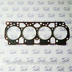 Прокладка ГБЦ головки блока цилиндров Д-240, МТЗ (50-1003020-02-03) с герметиком (Минск)