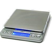Карманные весы электронные 6295A 500г (0.01) +чаша