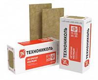 Вата базальтовая ТЕХНОФАС ЭФФЕКТ 135 плотность, толщина 50-100мм.