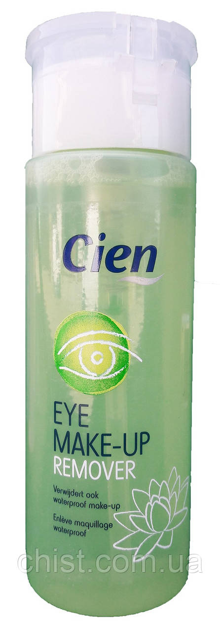 Cien жидкость для снятия макияжа глаз (150 мл) Германия