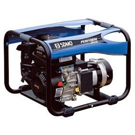 Генератор бензиновый SDMO Perform 4500 (4,2кВт)