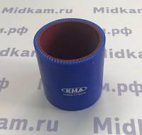 Патрубок ТКР (силикон) 56х70 / КМД