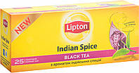 (32234159)Lipton чай 25 пакетов Indian Spice