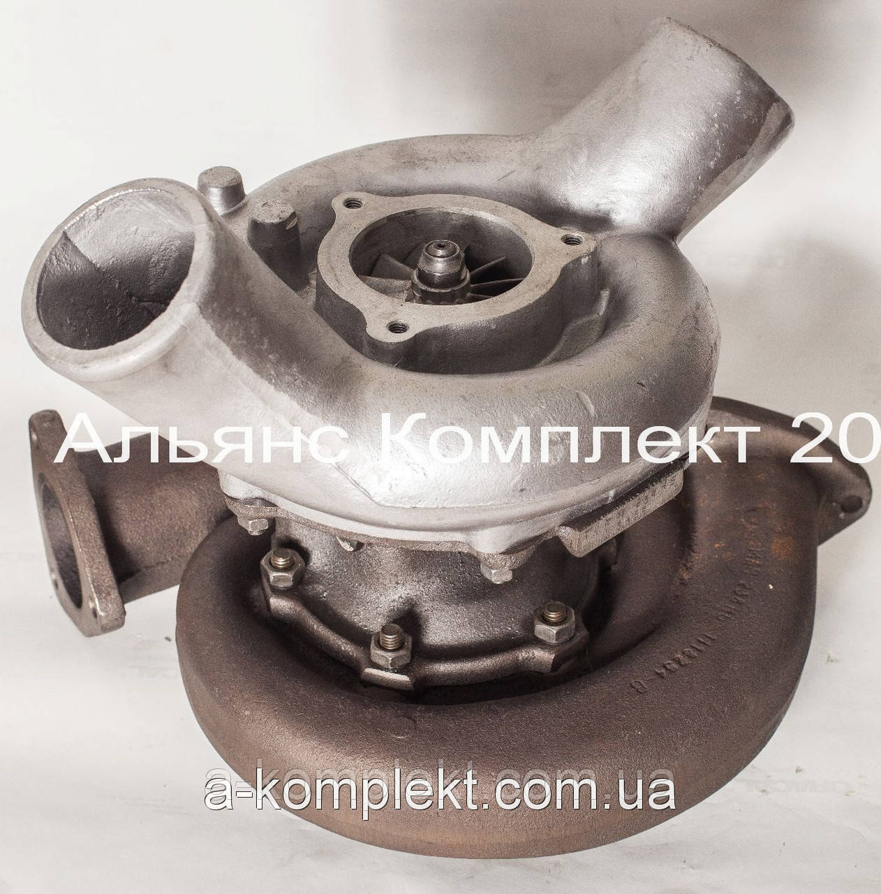 Турбокомпрессор ТКР 9-09 левый (120.000.000-09/ 12.1118010-09)