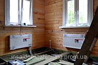 Установка конвектора отопления в Киеве