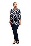 Женская блуза большого размера 1710034/3