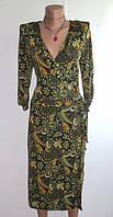 Стильное Платье от H&M Стройнящий Крой Размер: 44-S