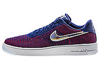 Кроссовки Nike Air Force 1 low ultra flyknit Red/White