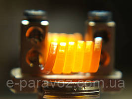 Tripple Fused Clapton Coil