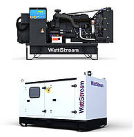 Дизельный генератор WS250-WX