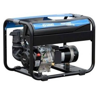 Генератор бензиновый SDMO Perform 4500 XL (4,2кВт), фото 2