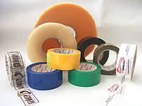 Скотч упаковочный цветной, скотч с нанесением логотипа