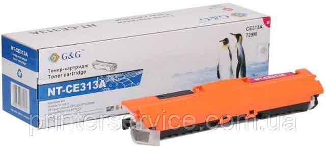 картридж G&G NT-CE313A (аналог HP CE313A)