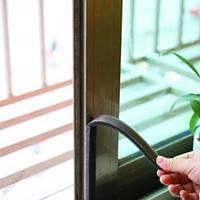 Уплотнительная лента для двери 4 шт. (106 см.)