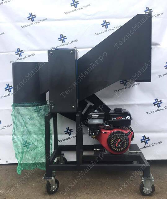 Измельчитель веток ВТР-100(веткоруб,подрібнювач гілок)