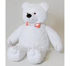 Мистер Медведь 85 см белого цвета