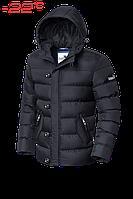 Куртка зимняя мужская Braggart Dress Code - 2771H черная