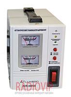 Стабилизатор напряжения Luxeon AVR 500 VA белый