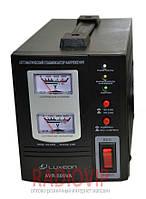 Стабилизатор напряжения Luxeon AVR 500 VA черный