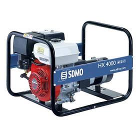 Генератор бензиновый SDMO HX 4000 C (4кВт)