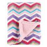 Плед - одеяло для девочки 2-слойное