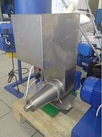Соковыжималка шнековая СШ-1 для фруктов и овощей 100 кг/ч 220В