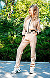 Женский костюм: мастерка и брюки (3 цвета), фото 6