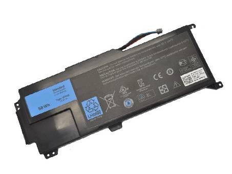 Батарея для Dell XPS 14Z-L412X, 14Z-L412Z, L412X, L412Z  58