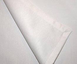 Салфетка 45*45 ,ткань Ричард белый гладь, евро-уголок.