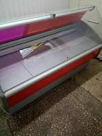 Б/у Холодильная витрина ЭКО ВХС-1,8 Полюс